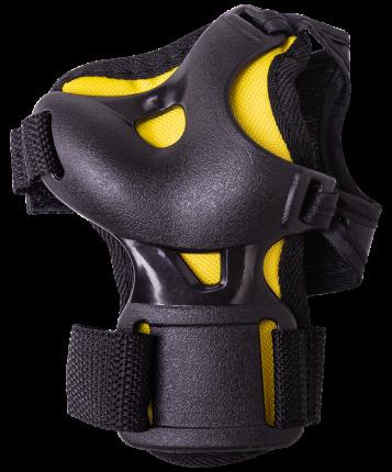Комплект защиты Ridex Envy, желтый, M