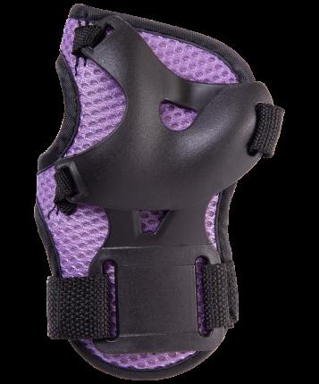 Комплект защиты Ridex Robin, фиолетовый, S