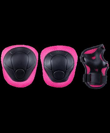 Комплект защиты Ridex Tot, розовый, L
