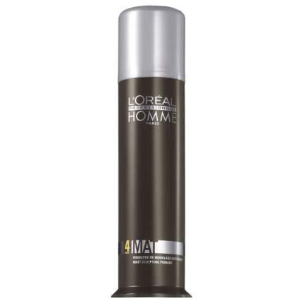 Крем для волос L'oreal Professionnel Homme MAT 80 мл