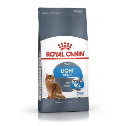 Сухой корм для кошек ROYAL CANIN  Light Weight Care, домашняя птица,  8кг