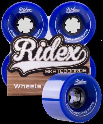 Комплект колес для круизера Ridex SB темно-синий