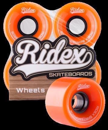 Колеса для скейтборда Ridex SB 60 мм оранжевый