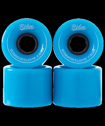 Комплект колес для круизера Ridex SB голубой