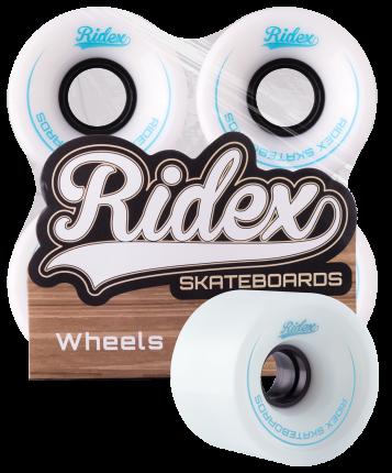 Комплект колес для круизера Ridex SB белый