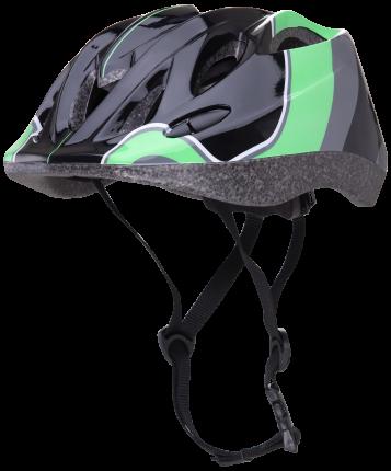 Велосипедный шлем Ridex Envy, зеленый, M/L