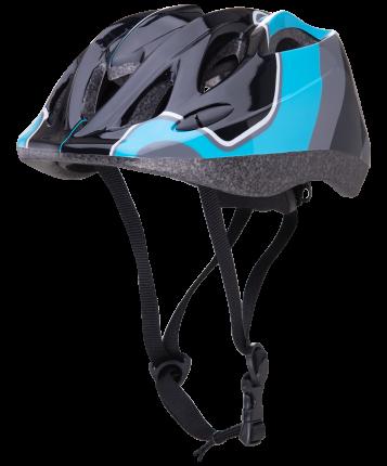 Велосипедный шлем Ridex Envy, голубой, M/L
