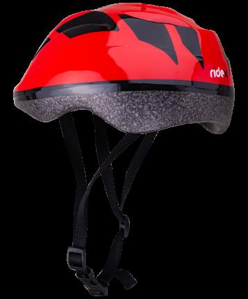 Шлем защитный Ridex Robin красный 51-53