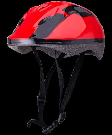 Велосипедный шлем Ridex Robin, красный, M