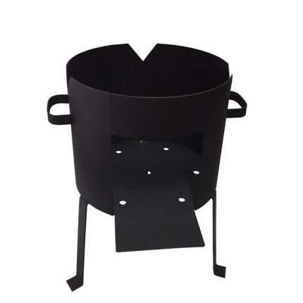 Печь для казана усиленная на 10 литров