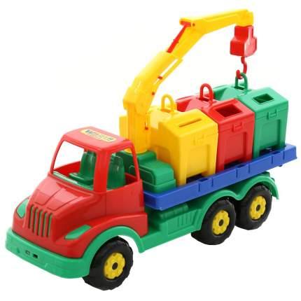 """Муромец"", автомобиль-контейнеровоз"