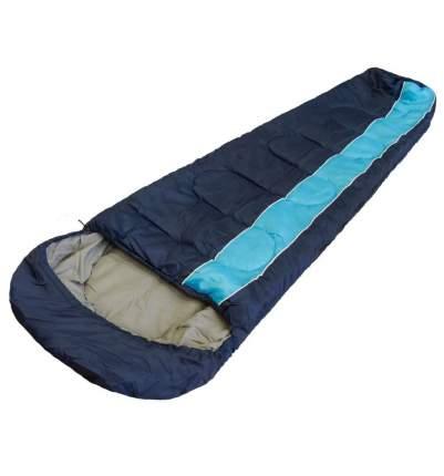 Спальный мешок Чайка Tourist 300 синий, правый