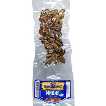 Мидия солено-сушеная, 0,050