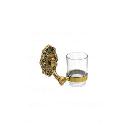 Держатель со стаканом MILACIO настенный MC.922.BR, бронза ( коллекция Valls )