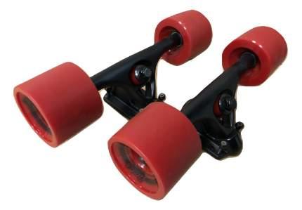 Колеса для скейтборда Ridex #1 69 мм красный/черный