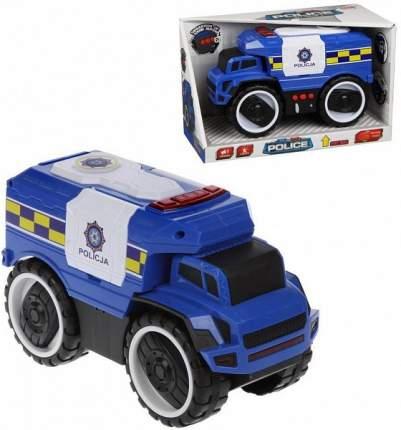 Машина инерционная Полиция