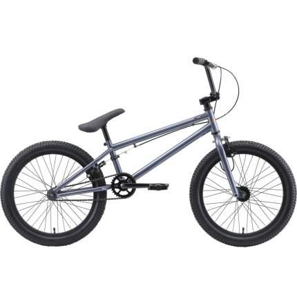 "Велосипед Stark Madness BMX 1 2020 11"" серый/оранжевый"