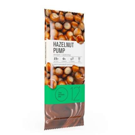 Вафли О12 The Protein Bar 12 50 г, 12 шт., фундук + шоколад