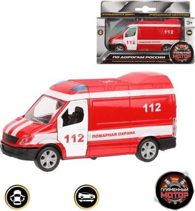 Машина инерционная Пожарная охрана