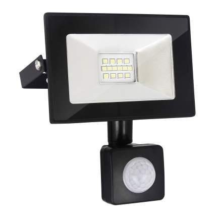 Прожектор светодиодный с датчиком движения и освещенности Elektrostandard 016 FL LED
