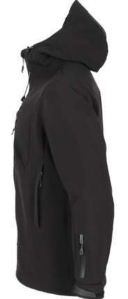 Куртка Action SoftShell черная 50/170-176