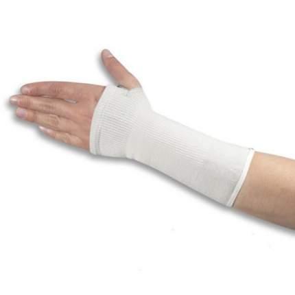 Бандаж Filorosso лучезапястного сустава 50 den 1 класс компрессии белый р.4