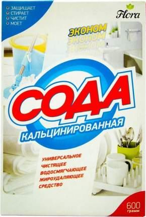 Сода кальц.600гр.*24 (флора URAL)
