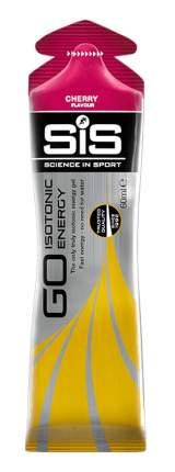 Гель энергетический углеводный SIS Go Isotonic Gel, Вишня, 60мл Science in Sport
