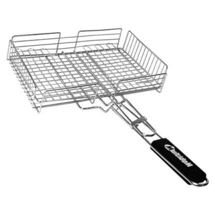 Решетка для шашлыка Мультидом Пикник AN84-50 31 х 25 см