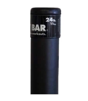 Бодибар Precor The Body Bar Classic 123 см черный 10,9 кг