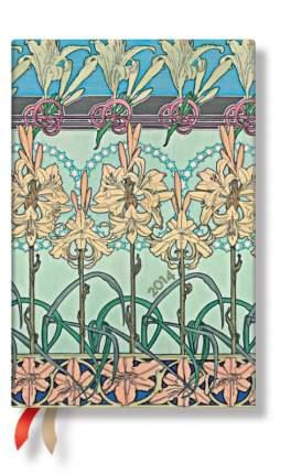 Записная книжка Paperblanks Tiger Lily Mini