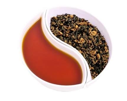 Чай Блэк-грин Цзинь Ло золотая спираль