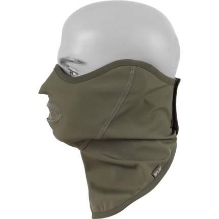Ветрозащитная маска Сплав SoftShell, олива, One Size