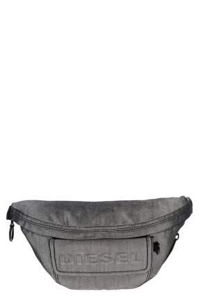 Поясная сумка женская DIESEL X06585 серая