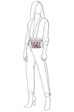 Сумка кросс-боди женская DKNY R94IN548 белая