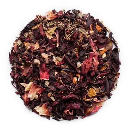 Чай Три листа глинтвейн карамельный 75 гр