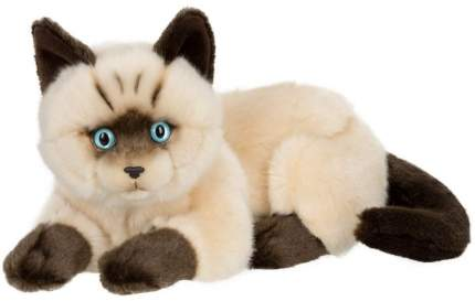 Мягкая игрушка Anna Club Plush Сиамский кот лежит 25 см
