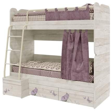 Кровать двухъярусная Сканд-Мебель Леди