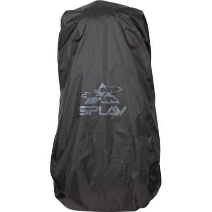 Накидка на рюкзак 70-90 л черный