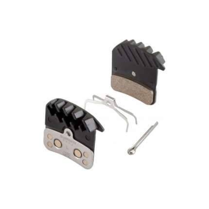 Тормозные колодки Shimano д/диск тормоза H03С с пружин с шплинтом Y8VT98020