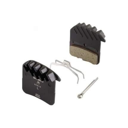 Тормозные колодки Shimano д/диск тормоза H03A с пружин с шплинтом Y1XM98020