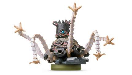 Фигурка Amiibo Страж (коллекция The Legend of Zelda)