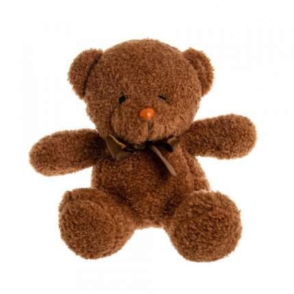 Мягкая игрушка To-ma-to Мишка коричневый, 20 см