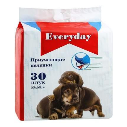 Пеленки для домашних животных гелевые, 60х60см