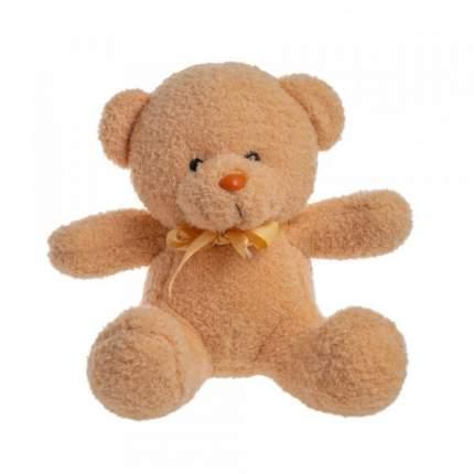Мягкая игрушка To-ma-to Мишка светло-коричневый, 20 см