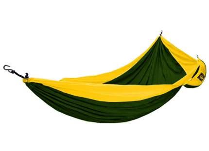Гамак Lazy Moon Королевский yellow - armygreen