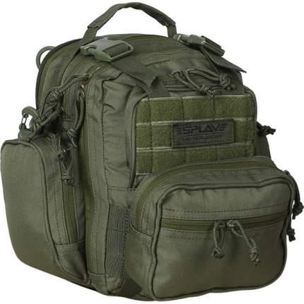 Туристическая сумка Сплав Tactica 10 л олива