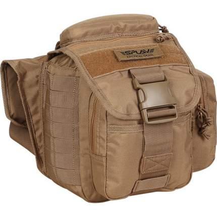 Туристическая сумка Сплав Patrol 5 л coyote