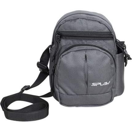 Спортивная сумка Сплав Enzo серая