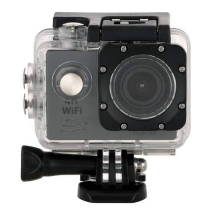Видеокамера экшн Digma DiCam 300 Grey